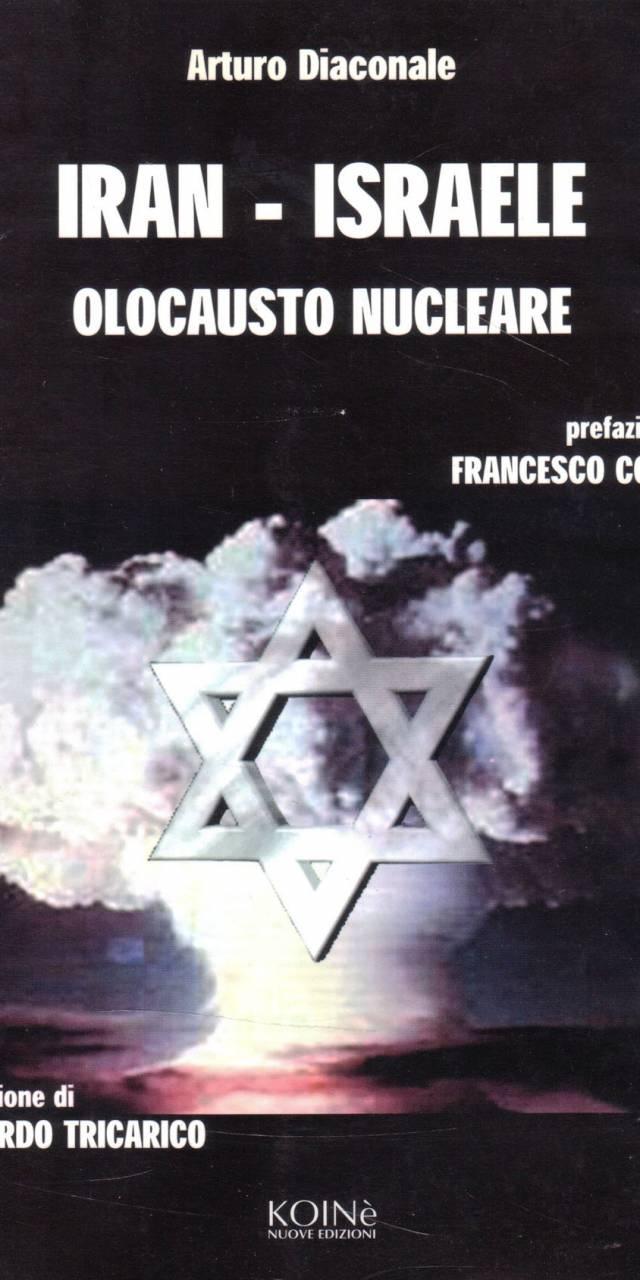 Book Cover: Iran-Israele e l'olocausto nucleare